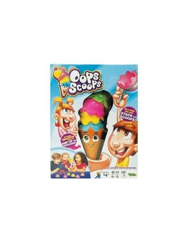 Oops Scoops Game by Yulu