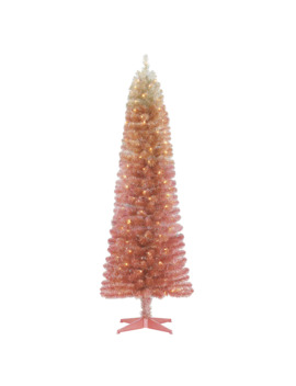 6ft. Pre Lit Alexa Artificial Christmas Tree, Clear Lights By Ashland® by Ashland