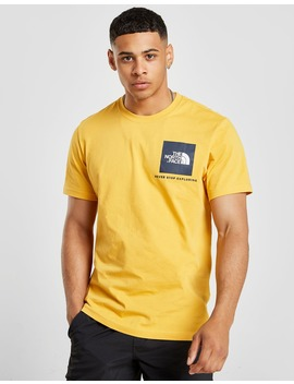 The North Face Fine Box T Shirt by Jd Sports
