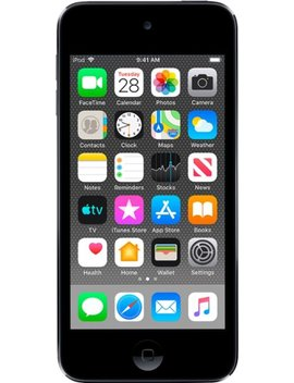I Pod Touch® 32 Gb Mp3 Player (7th Generation   Latest Model)   Space Gray by Apple