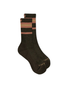 Heavy Duty Thermal Crew Sock 2 Pack by Carhartt