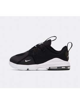 Nursery Air Max Infinity Td Trainer | Black / White by Nike