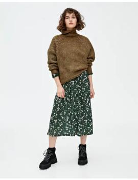 Suéter Cuello Alto Soft by Pull & Bear