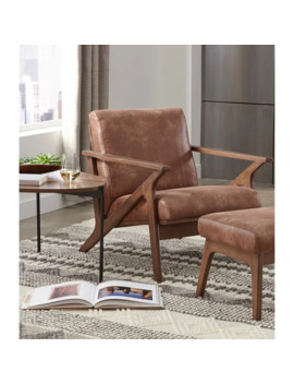 Simple Living Bianca Solid Wood Chair   Grey by Simple Living