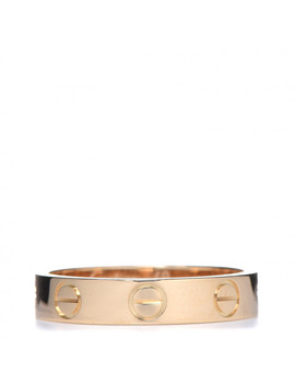 Cartier 18 K Yellow Gold 3.5mm Love Wedding Band Ring 49 5 by Cartier