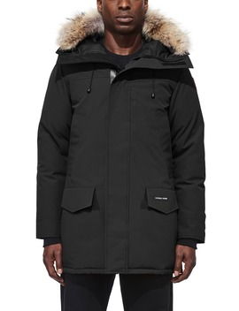 Langford Slim Fit Down Parka With Genuine Coyote Fur Trim by Canada Goose