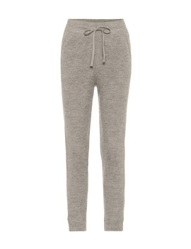 Bouclé Trackpants by Vince