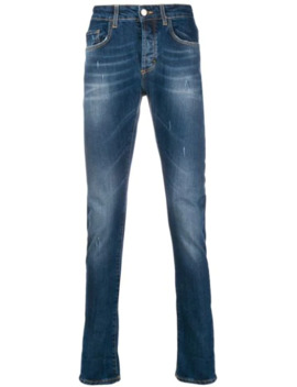 Slim Fit Jeans by Frankie Morello