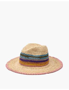 Wyeth™ Straw Georgia Hat by Madewell