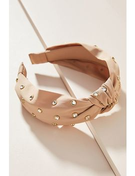 Jacoba Pearl Headband by Anthropologie