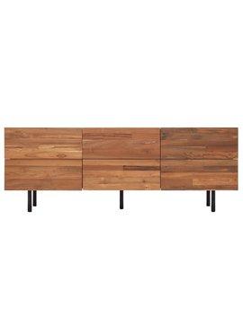 Reclaimed Teak 6 Drawer Dresser by Wayfair