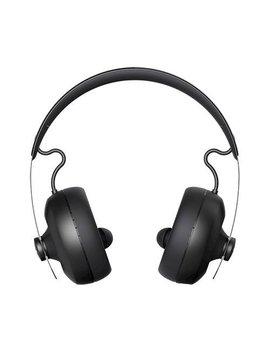 Nuraphone Wireless Over The Ear Headphones   Black by Nura