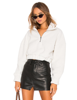 Quinn Pullover Jacket In Sandy by Lpa