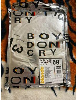 Boys Don't Cry, Issue 1/Album 3 2016 Book W/Cd Frank Ocean by Ebay Seller