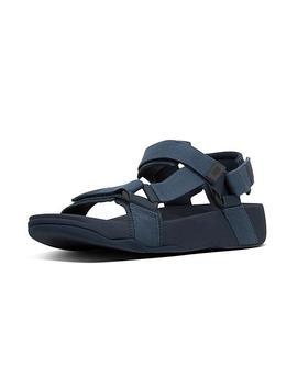 Webbing And Neoprene Back Strap Sandals by Ryker