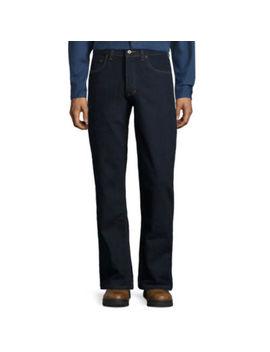 Smith's Workwear Stretch Fleece Lined Denim Pant by Smith Workwear