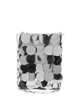 Sparkle 1969 Mini Sequinned Cross Body Bag by Paco Rabanne