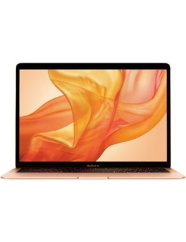 """Mac Book Air 13.3\"""" Laptop With Touch Id   Intel Core I5   8 Gb Memory   256 Gb Solid State Drive (Latest Model)   Gold by Apple"""