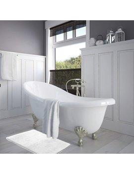 Steph Bath Rug by Wayfair