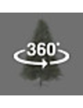 Ge 7.5 Foot 1000 Color Changing Lights Aspen Fir by Lowe's