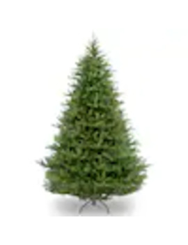 National Tree Company 7.5 Ft Norway Spruce Artificial Christmas Tree by Lowe's