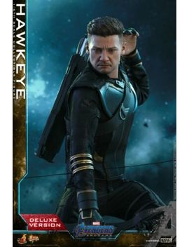 "Hot Toys Mms532 1/6 Avengers: Endgame Hawkeye Ronin Clint Barton 12"" Figures by Hot Toys"