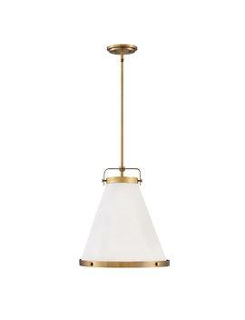Lark Indoor 1 Light Cone Pendant by Wayfair