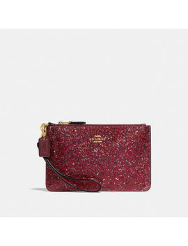 Boxed Small Wristlet by Coach