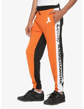 Dragon Ball Z Kamehameha Sweatpants by Hot Topic