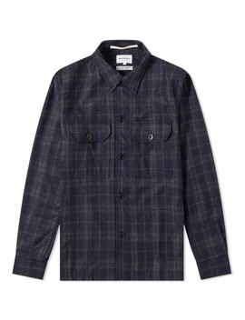 Norse Projects Kyle Wool Shirt by Norse Projects