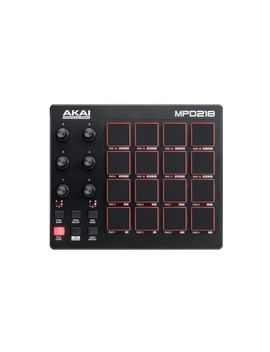 Akai Professional Mpd218 Feature Packed, Highly Playable Pad Controller by Akai Professional