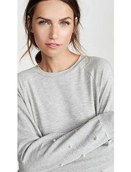 Daria Pearl Long Sleeve Top by Cosabella