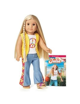 <Div>Julie Doll And Book</Div> by American Girl
