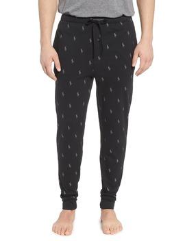 Pony Print Pajama Pants by Polo Ralph Lauren