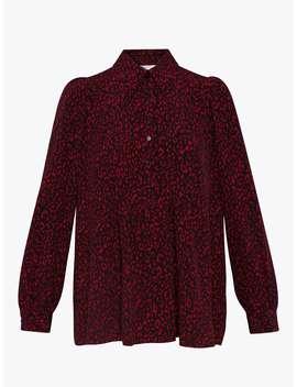 Gerard Darel Millie Blouse, Red by Gerard Darel