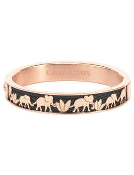 Charriol Forever Elephant Bangle by Costco