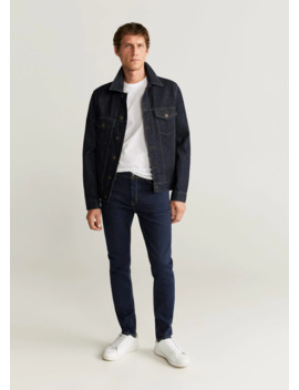 Skinny Soft Wash Jude Jeans by Mango