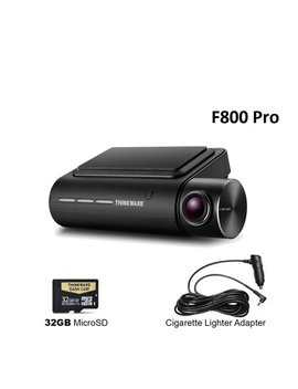 Thinkware F800 Pro Kit 32 Gb Full Hd Wifi Gps Night Vision by Thinkware