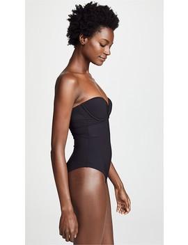 Second Skin Padded Bodysuit by La Perla