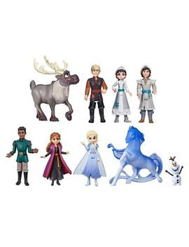 Disney Frozen 2 Ultimate Small Doll Collection (Target Exclusive) by Frozen
