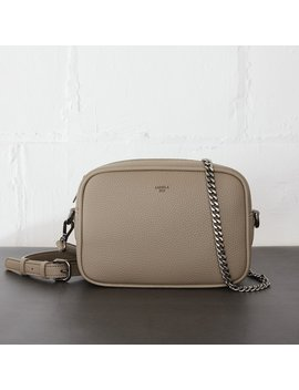 Grace     Mini Crossbody [Signet]   Light Mud Gray        Grace     Mini Crossbody [Signet]   Light Mud Gray by Angela Roi