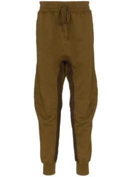 Moonshape Perth Cotton Sweatpants by Haider Ackermann