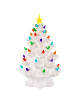 """<Span><Span>Mr. Christmas Large Ceramic Tree Decorative</Span><Br><Span>Figurine White</Span></Span><Span Style=""""Position: Fixed; Visibility: Hidden; Top: 0px; Left: 0px;"""">…</Span> by Shop This Collection"""