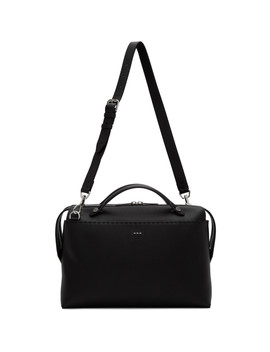 Black By The Way Briefcase by Fendi