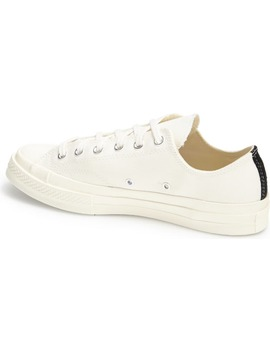 X Converse Chuck Taylor® Hidden Heart Low Top Sneaker by Comme Des GarÇons Play