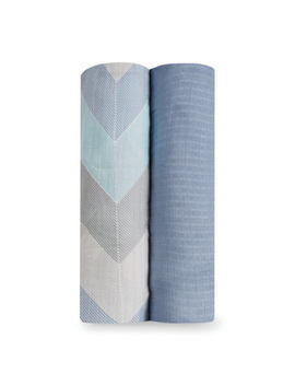 Aden By Aden + Anais 2 Pc. Swaddle Blanket by Aden By Aden + Anais