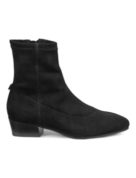 Fabianna Suede Booties by Aquatalia