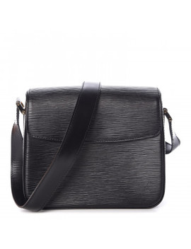 Louis Vuitton Epi Buci Black by Louis Vuitton