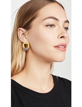 York Earrings by Rachel Comey