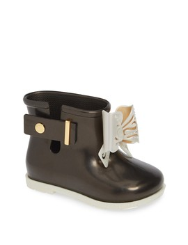 Mini Sugar Rain Boot (Toddler) by Mini Melissa